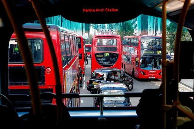 Verkehrschaos während der Olympischen Spiele?