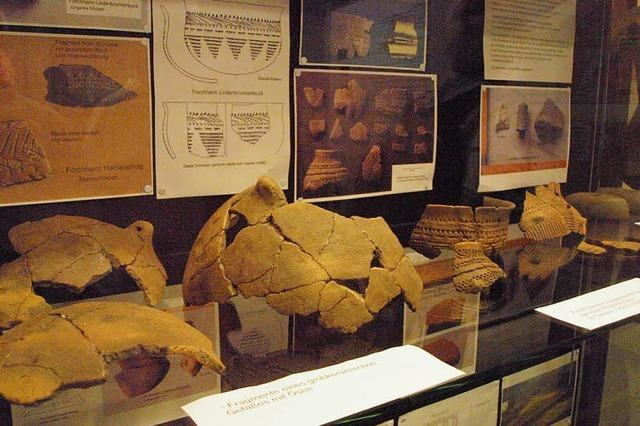 Gang durch 6000 Jahre Siedlungsgeschichte
