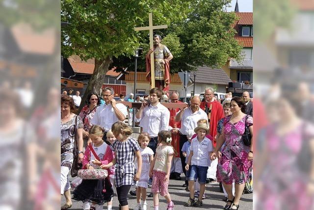 Achatiusfest gefeiert