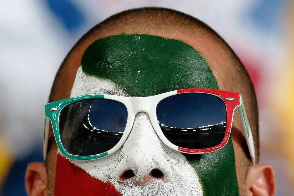 Viertelfinale: England -  Italien trennen sich 2:4 nach Elfmeterschießen (Foto: dpa)