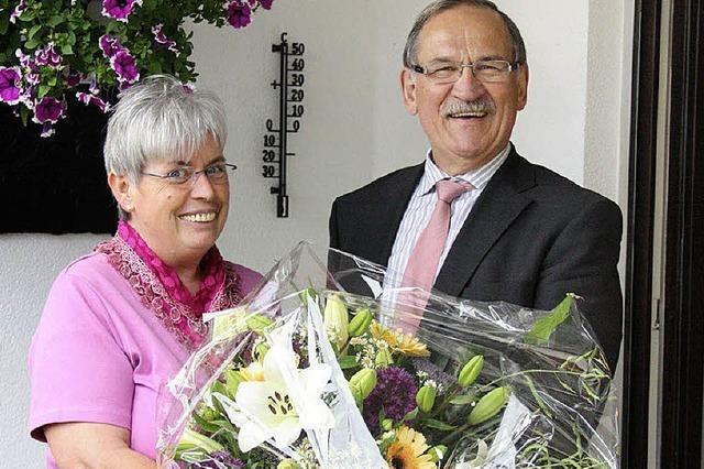 26 Jahre vorbildlicher Einsatz für den Frauenchor