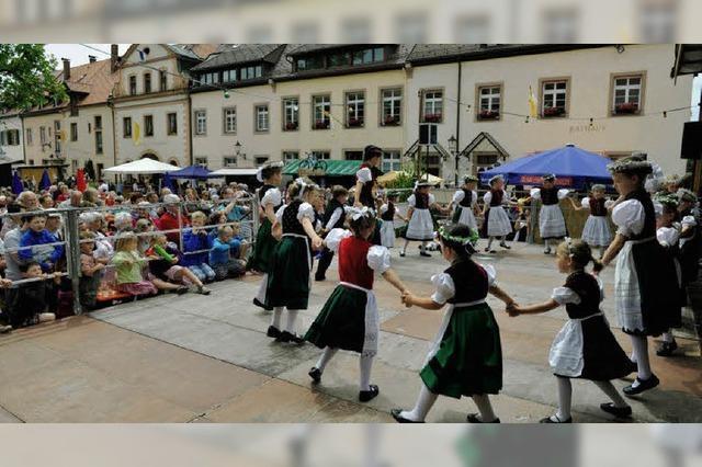 Böllerschüsse und bayerische Kost
