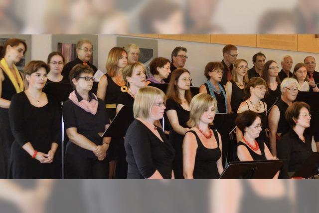 Von Schubert bis hin zu Abba und Queen