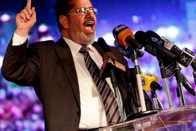 Israel blickt skeptisch nach Ägypten