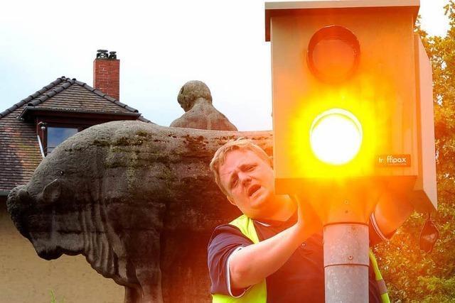 Stadtverwaltung: Blitzer auf der Ochsenbrücke misst korrekt