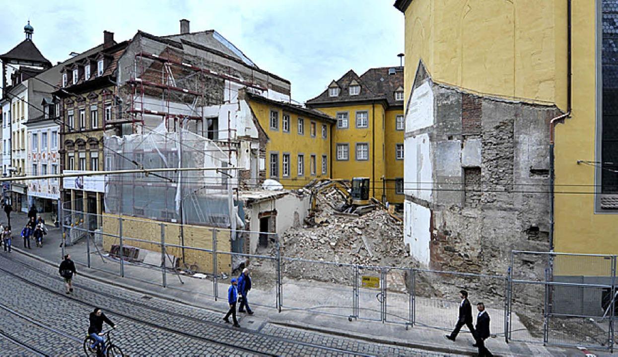 <ppp> ist Geschichte. </ppp>  | Foto: Schneider/Bamberger