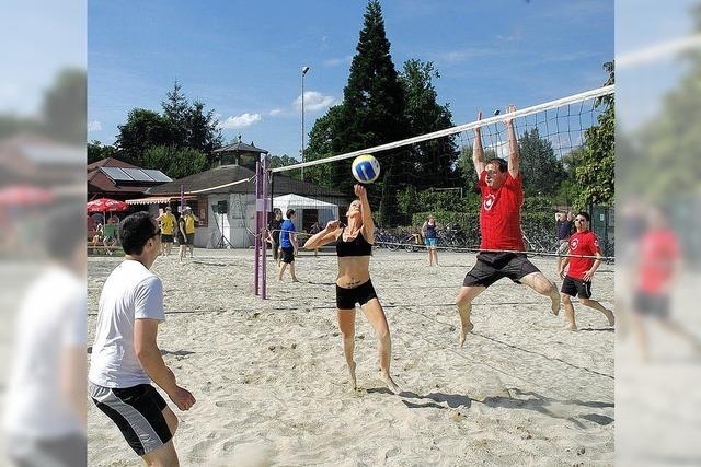 Beliebter Freizeitsport