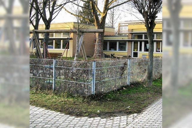 Baubeginn für das Familienzentrum