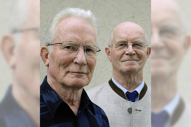 Doppelter 80. Geburtstag
