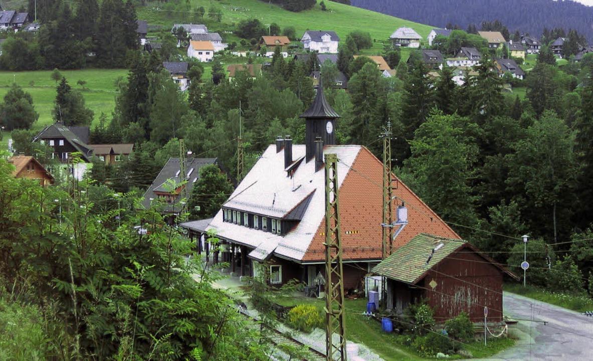 Bahnhof Bärental ist verkauft  | Foto: ralf morys