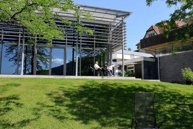 Römerbergklinik investiert: Mehr Platz für moderne Therapie