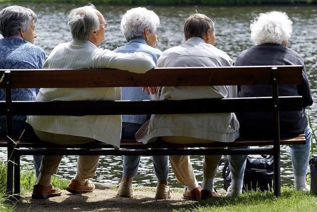 Ganzheitlich gegen die Überalterung