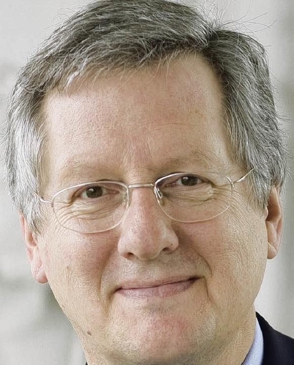 Hans-Jochen Schiewer  | Foto: PR / Universität