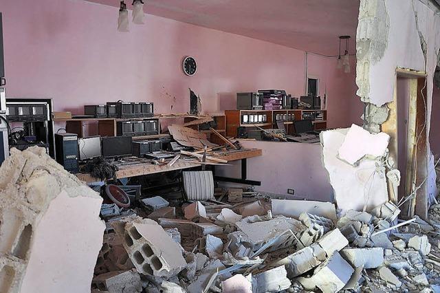 """Syriens Präsident spricht erstmals von """"Krieg"""""""