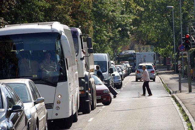 In Staufen soll ein Verkehrskonzept für die gesamte Stadt erarbeitet werden