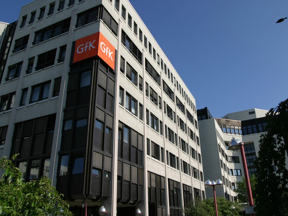 GfK Zentrale  | Foto: IDG