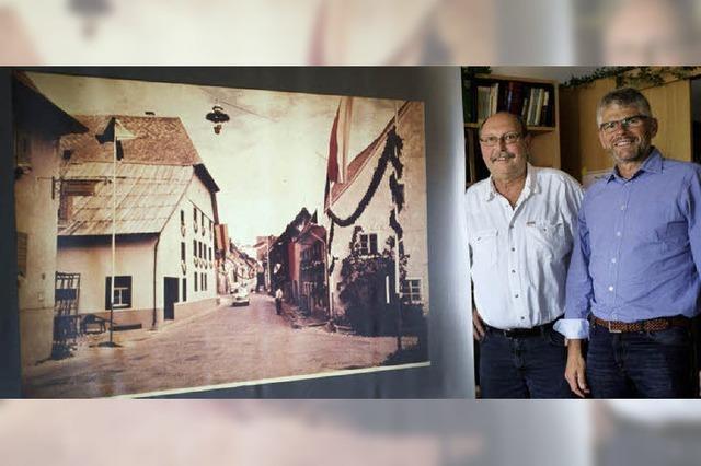 Als Bonndorf noch ein Elektrizitätswerk hatte