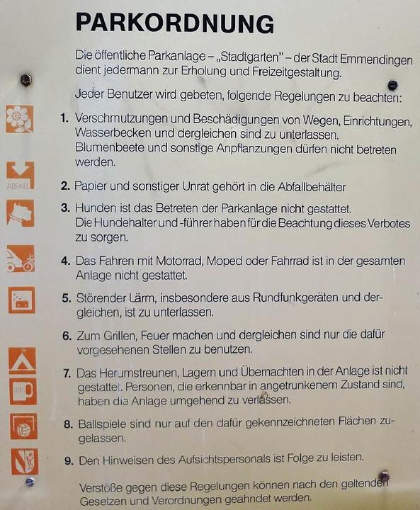 Was nutzt eine Parkordnung, wenn sie nicht überwacht wird?, fragt ein Leser.   | Foto: Hans-Jürgen Günther