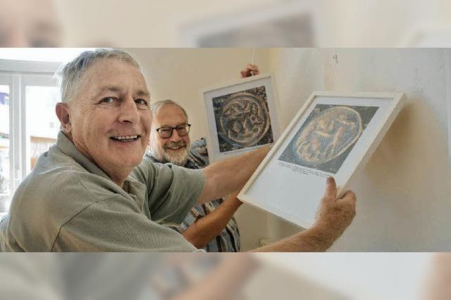 Keltische Münzen: Nachahmer à la Picasso
