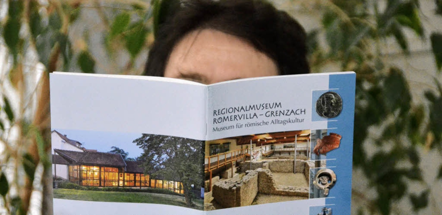 Interessante Lektüre:  Büchlein übers Regionalmuseum   | Foto: Peter gerigk