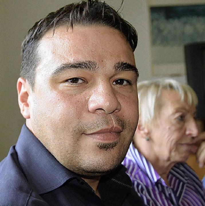 Süleyman Emre ist der neue zweite Vorsitzende des SPD-Ortsvereins Rheinfelden.     Foto: Peter Gerigk