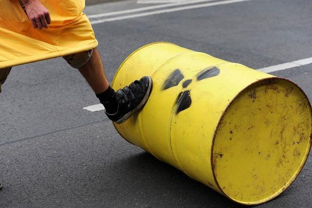 Proteste gegen geplante Flutung von Asse