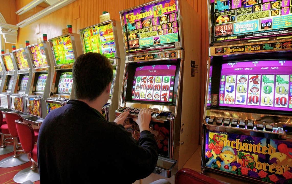 Spielsucht Spielautomaten
