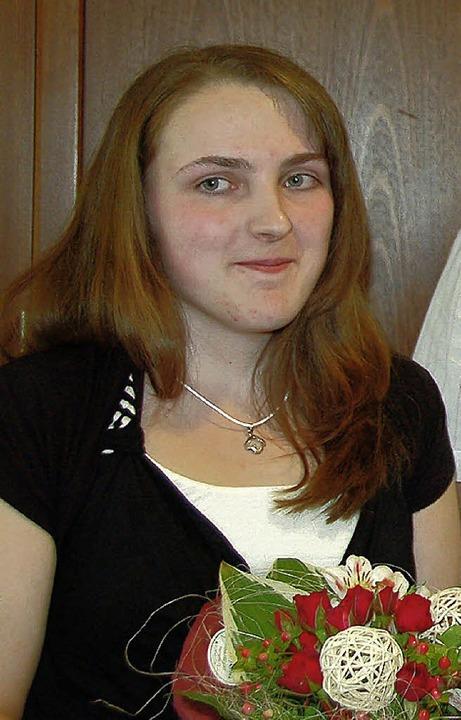 Jessica Joos  | Foto: Pia Grättinger