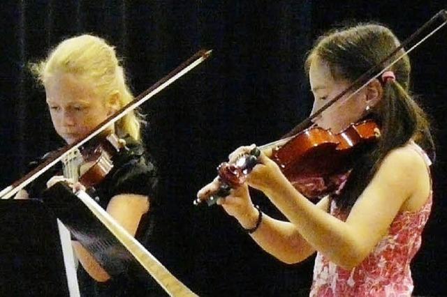 Sonntägliche Musikstunde