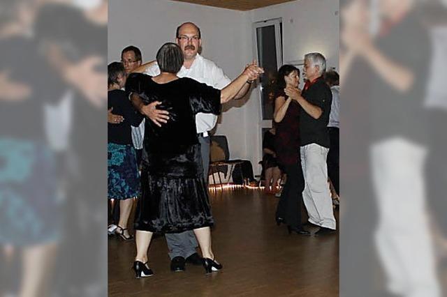 Tangonacht an der rauschenden Wiese
