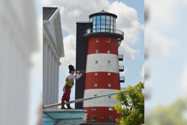 Der Leuchtturm gegen die Depression