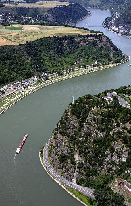 Auch ganze Landschaften können Kulture...bere Mittelrheintal ist es seit 2002.   | Foto: dpa