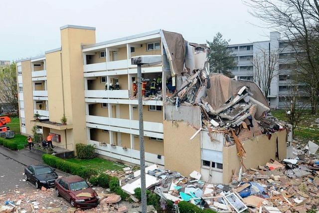 Explosion in Pratteln: Verfahren gegen Hausbewohner