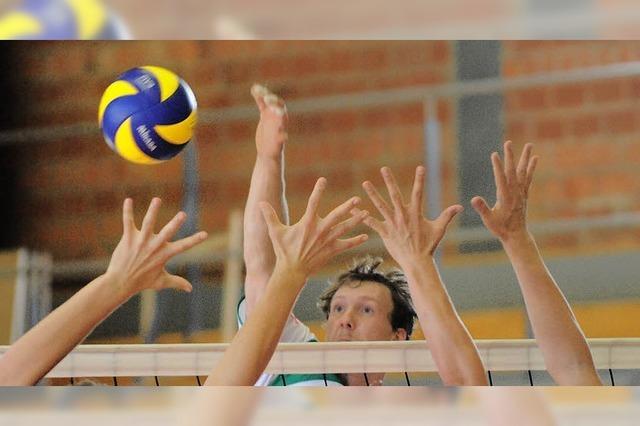 Revolution bei den Volleyballern