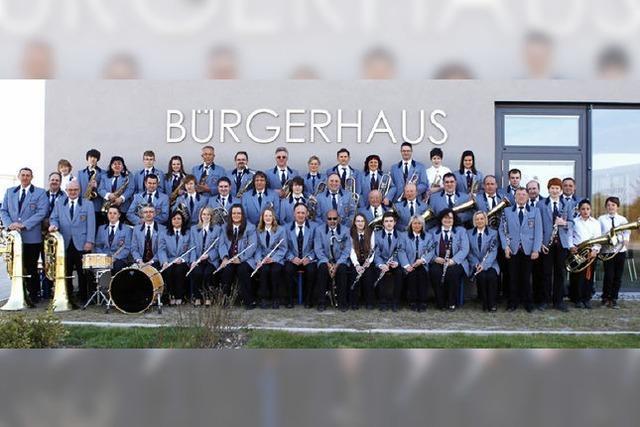 Musikverein feiert 200-jähriges Bestehen
