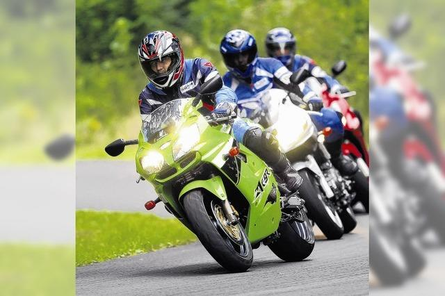 Motorradlärm nicht für jeden Thema