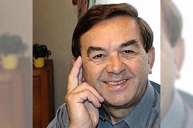 Pfarrer Stefan Saum geht in Ruhestand