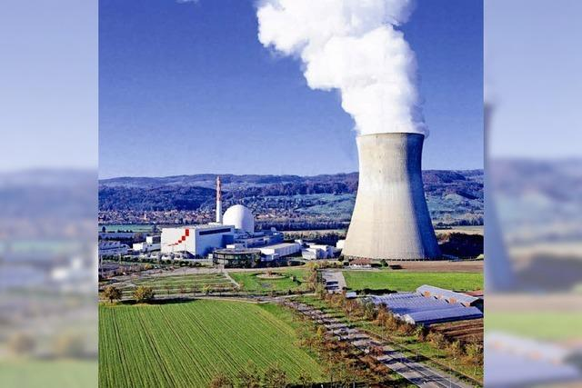 Gute Noten für Schweizer Atomkraftwerke