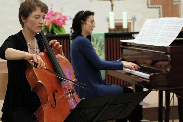 Motivische Dialoge zwischen Instrumenten