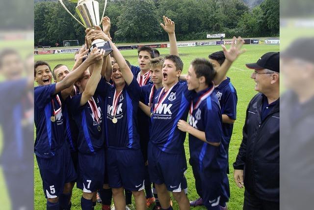 Pokal geht nach Freiburg