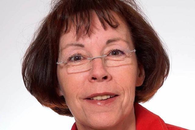 FWV-Fraktionssprecherin Vera Schlenker scheidet aus