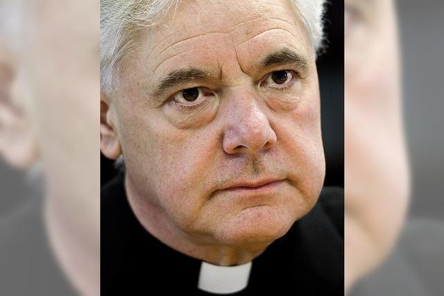 Als Theologe herausragend – als Bischof umstritten