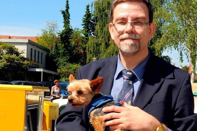 Anwalt klagt in Straßburg gegen die Hundesteuer
