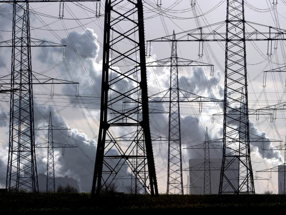 Kohlekraftwerk in Niederaussem.  | Foto: dpa