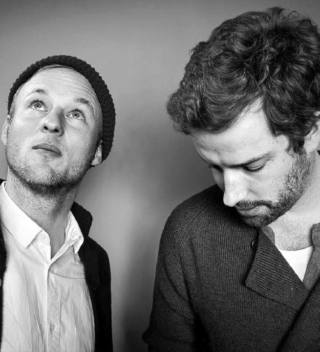 Daniel Becker (links) und Yannick Labbé alias Trickski  | Foto: Pro