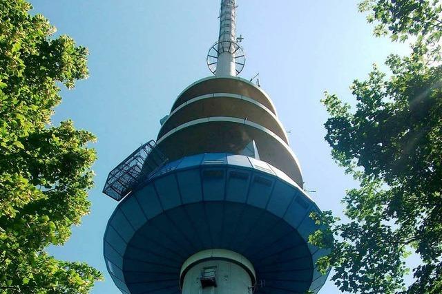 Auf dem Totenkopf steht seit 50 Jahren ein Sendeturm