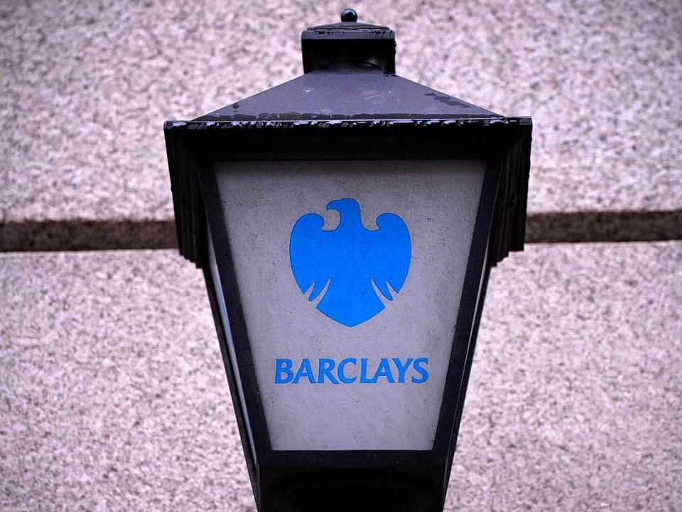 Der Finanzplatz London hat einen neuen Bankenskandal.    Foto: AFP