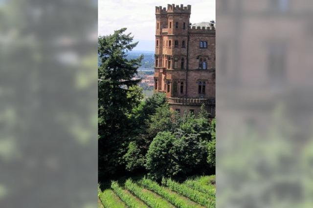 Unsere Abschlussfahrt zum Schloss Ortenberg