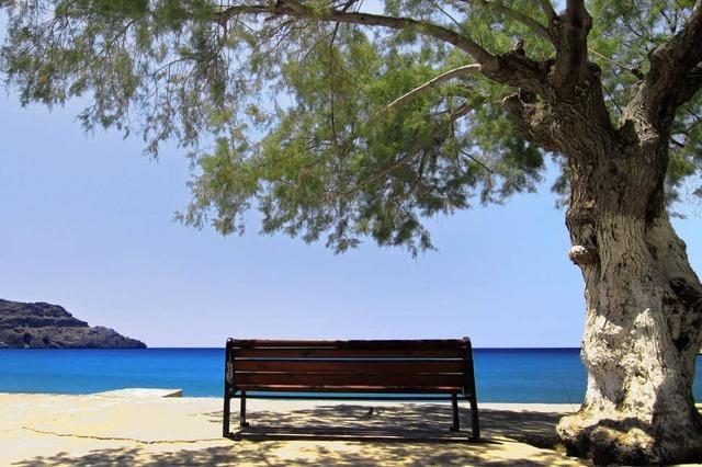 Besuch auf Kreta: Sommerschlussverkauf