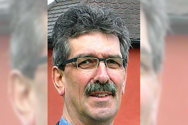 Eberhard Roth hört als Ortsvorsteher Ende 2012 auf
